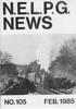 NELPG News 105, February 1985