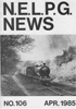 NELPG News 106, April 1986