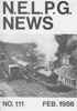 NELPG News 111, February 1986