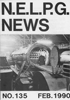 NELPG News 135, February 1990
