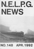 NELPG News 148, April 1992