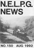 NELPG News 150, August 1992