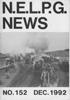 NELPG News 152, December 1992