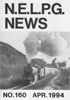 NELPG News 160, April 1994