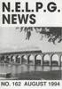 NELPG News 162, August 1994