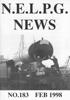 NELPG News 183, February 1998