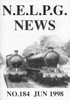 NELPG News 185, June 1998