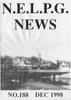 NELPG News 188, December 1998