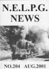 NELPG News 204, August 2001