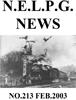 NELPG News 213, February 2003