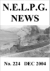 NELPG News 224, December 2004