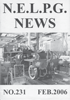 NELPG News 231, February 2006