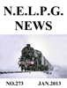 NELPG News 273, January 2013