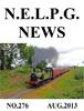 NELPG News 276, August 2013
