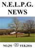 NELPG News 291, February 2016