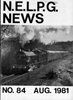 NELPG News 84, August 1981