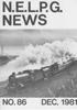 NELPG News 86, December 1981