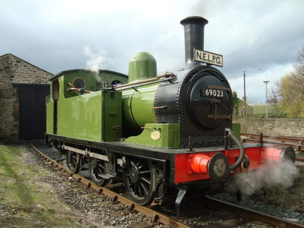 J72 Simmers Outside Shed