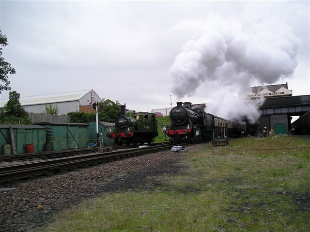 The Great Marquess passes j72 late morning - Tony Kuival