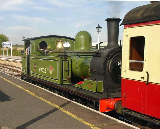 At Swanwick Junction - Fred Ramshaw