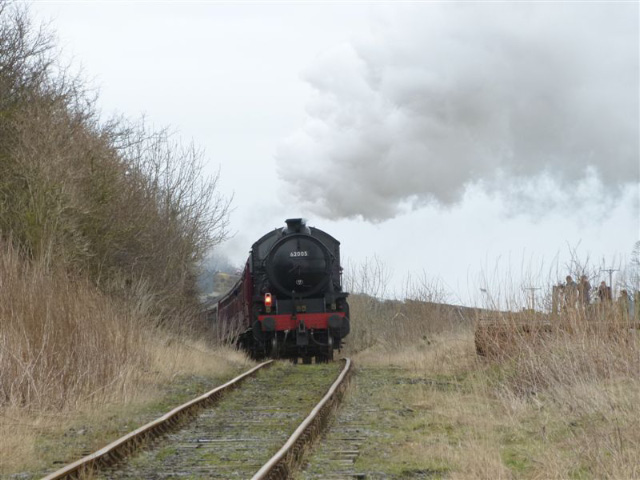 Leaving Preston under Scar heading on to Leyburn - Terry Newman