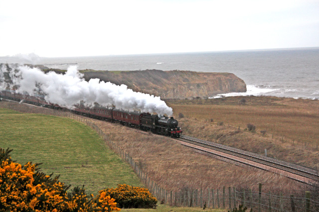 The K1 at Hawthorn between Harlepool and Seaham- Maurice Burns