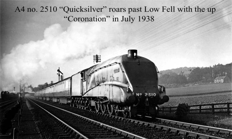 A4 2510 Quicksilver