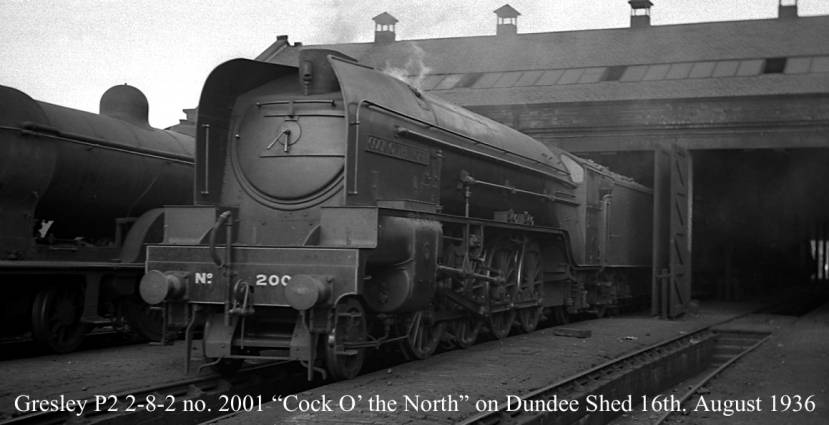 P2 2001 Cock O the North