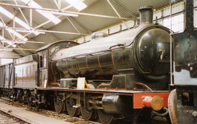 2238 in store inside Deviation Shed