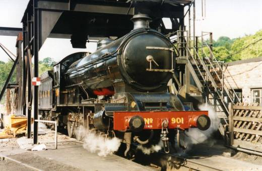Q7 Grosmont Shed